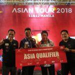 Eerste jaar Asian Tour groot succes