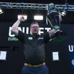 James Wade wint European Championship