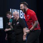 Whitlock, Cullen, Hopp en Wade naar halve finales EK Darts