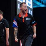 Een complete Nederlandse finale na winst Danny Noppert op Dave Chisnall