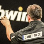 James Wade tegen MvG in finale The Masters