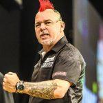 Wright wint in een sterkte partij van Chisnall