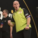 Loting US Darts Masters bekend; Van Gerwen treft Young, Wright tegen Smith