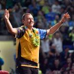 Wayne Mardle wint de Walk-on World Cup, Van Barneveld runner-up