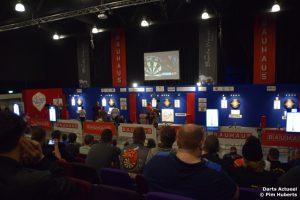 Dutch Open 2019 TV-banen