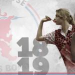 NDB Rankings na 7 gespeelde toernooien