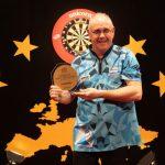 Ian White pakt tweede Euro Tour titel in Sindelfingen