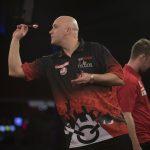 Meulenkamp verliest van een sterke Hughes en mist World Matchplay