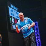 Vincent van der Voort pakt Gerwyn Price in en bereikte hiermee de kwartfinales
