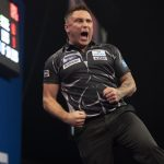 Price wint van Anderson en staat in de halve finale van de Grand Slam of Darts 2019