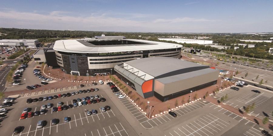 Marshall Arena