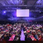 Publiek German Darts Championship