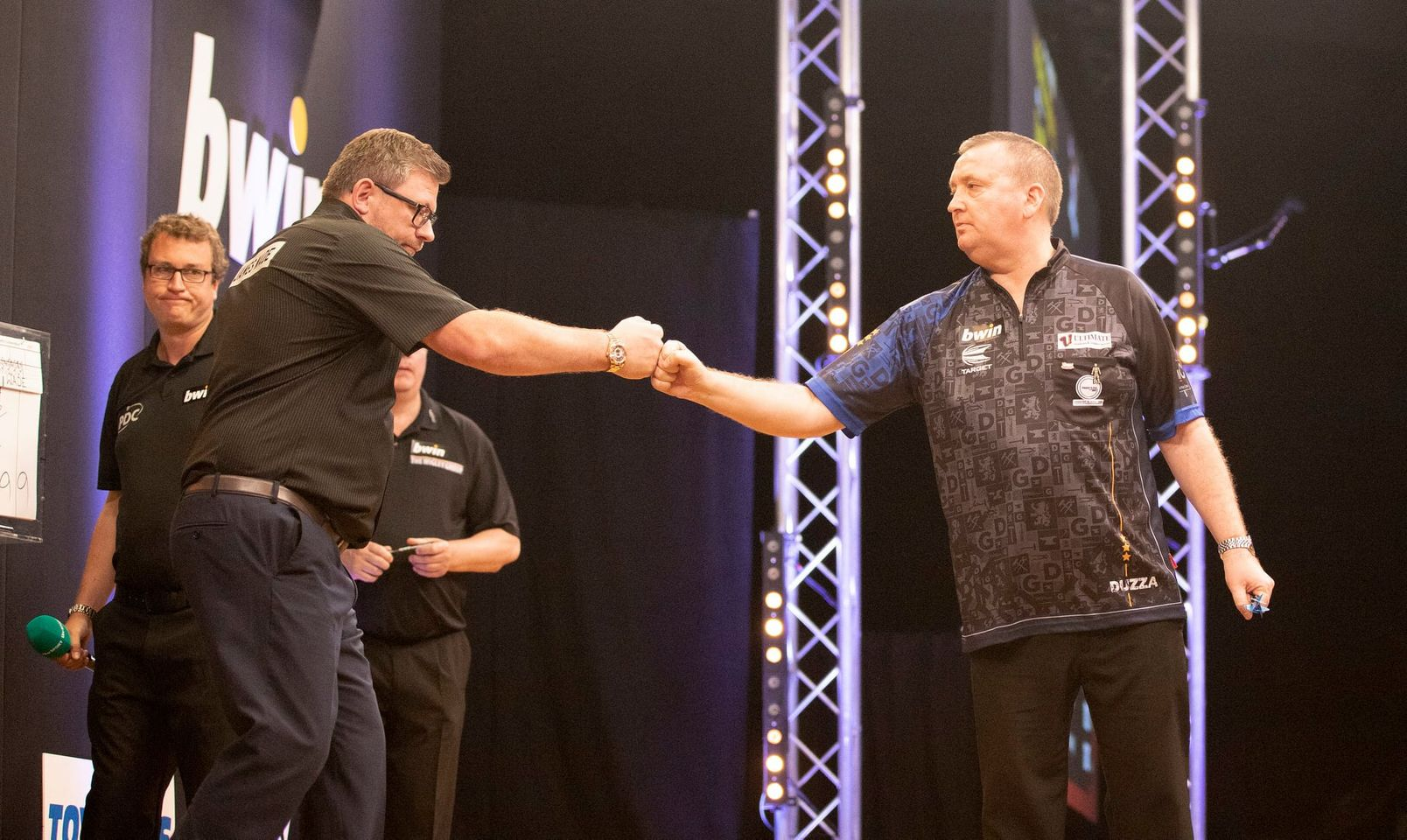 James Wade vs Glen Durrant
