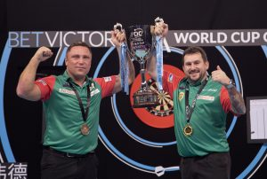 Wales - World Cup of Darts 2020