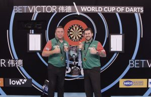 Wales - World Cup of Darts