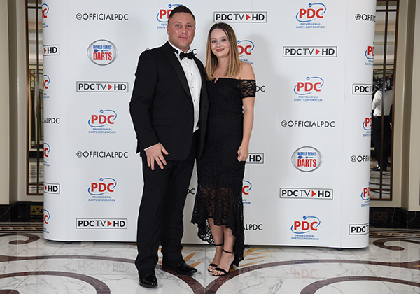Gerwyn Price - PDC Awards