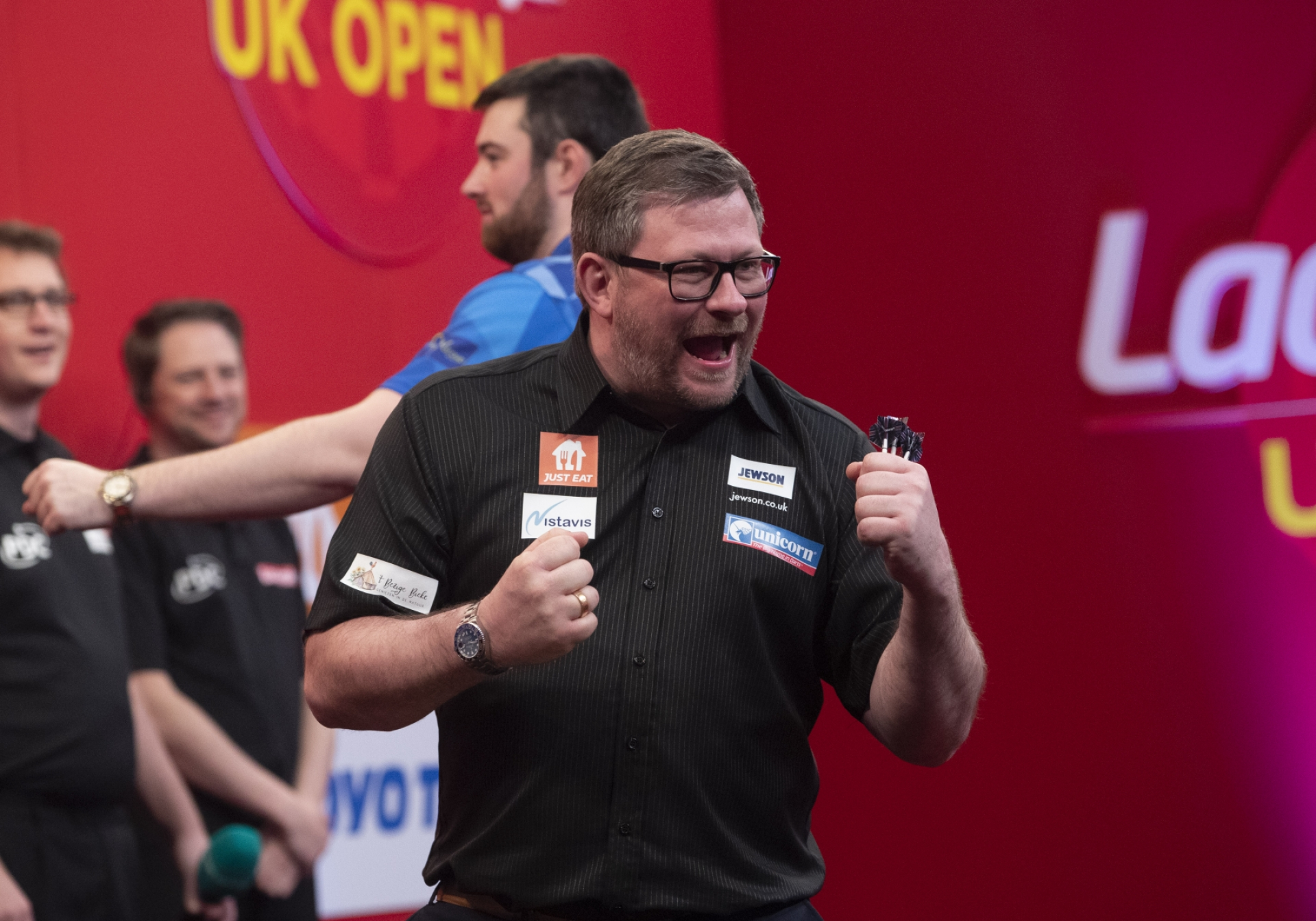 James Wade - UK Open 2021