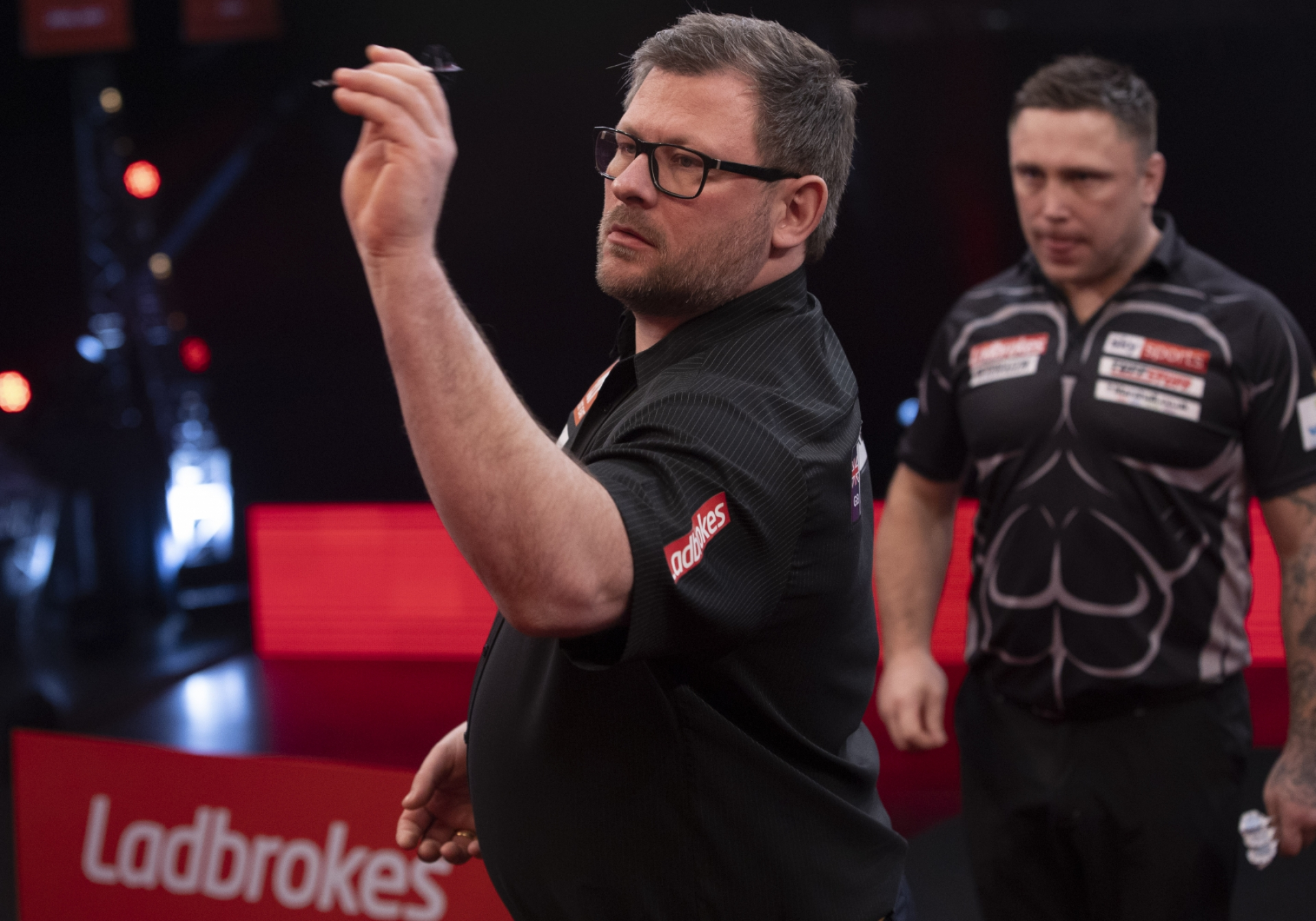 James Wade vs Gerwyn Price