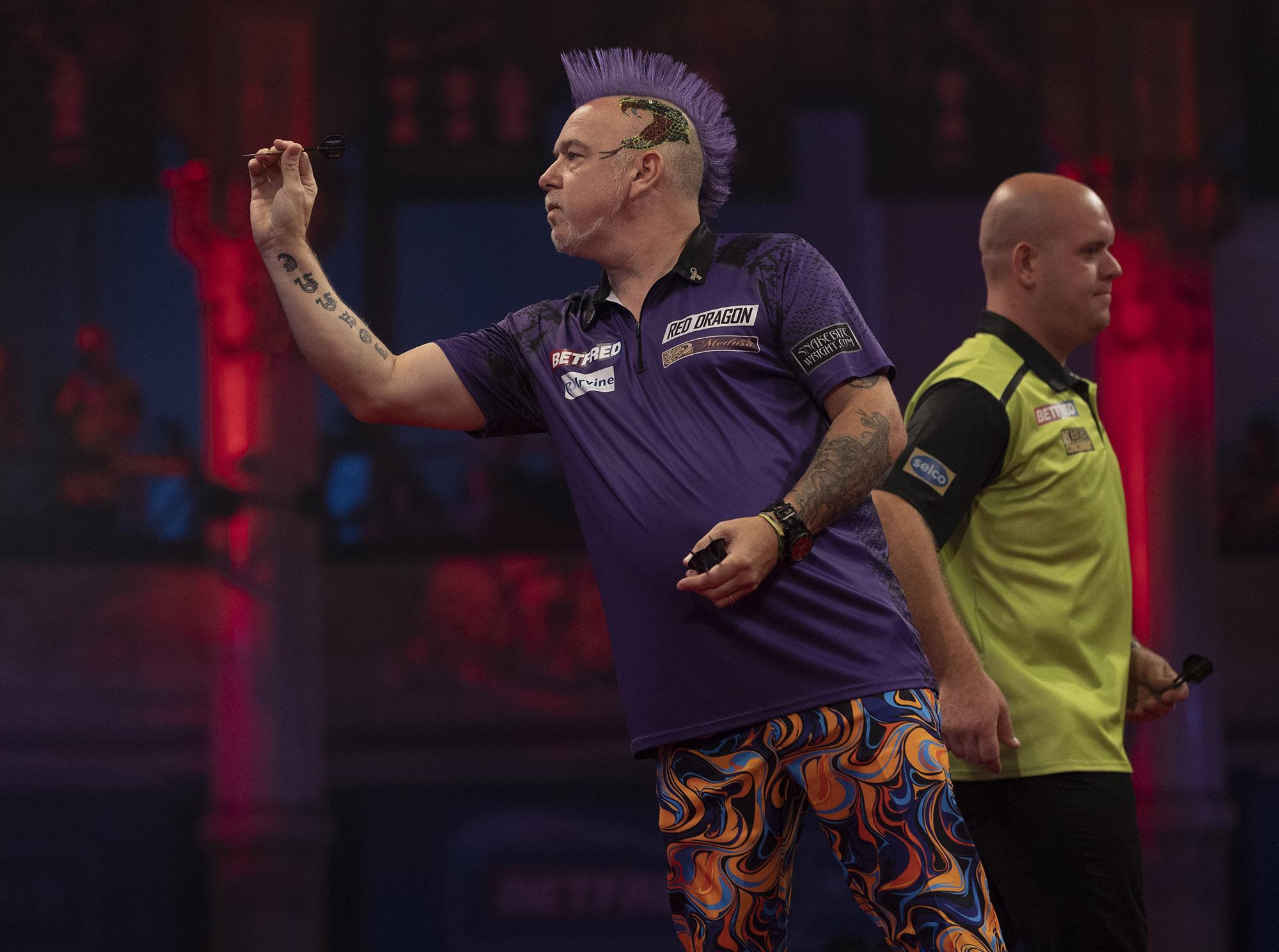 Peter Wright vs Michael van Gerwen