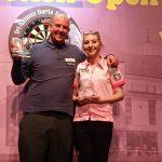 British Open - Scott Marsh & Fallon Sherrock